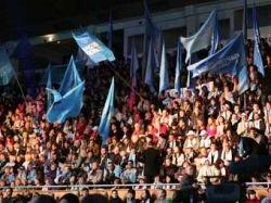Партия регионов затеяла референдум о статусе русского языка