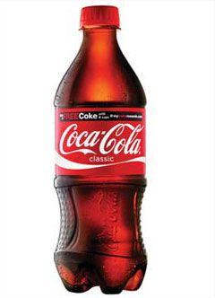 Coca-Cola представила новую форму бутылки