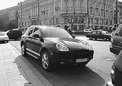 Страховщики отказываются страховать джипы Porsche. Слишком уж часто их стали угонять