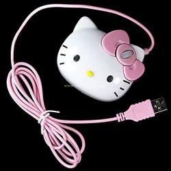 Выпущена мышка в виде кошки