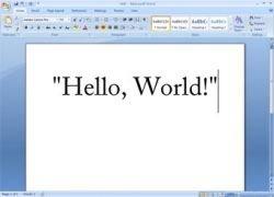 Microsoft не удалось сделать свой формат документов международным стандартом
