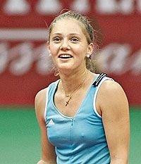 Анна Чакветадзе пробилась в полуфинал US Open