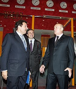 Михаил Фрадков поддержал концепцию превращения Москвы в международный финансовый центр