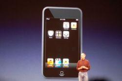 iPod touch выходит в Интернет