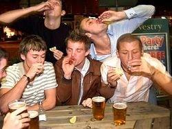 Каждый шестой житель США оказался запойным алкоголиком