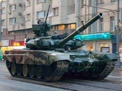 Танк на митинге в Екатеринбурге все-таки появится