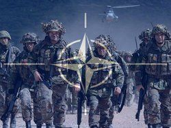 НАТО - преемник гитлеровской Германии