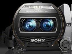 3D-видеокамера Sony Handycam TD20VE