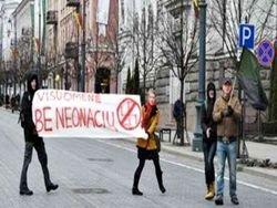 Правый марш в Литве