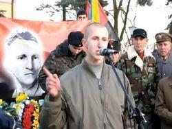 "Украинский националист объявил борьбу ""жидократии"""