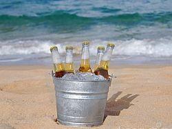 Власти Москвы запретили продавать пиво на пляжах