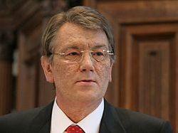 Ющенко рассказывал о причастности Путина к RosUkrEnergo