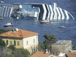 Капитана Costa Concordia отпустят из СИЗО