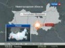 В  Саранске сегодня  произошел мощный взрыв