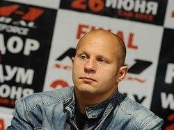 Емельяненко побьется на чемпионате России