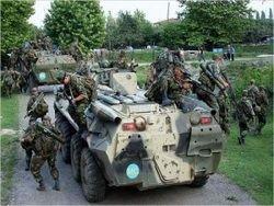 Российские военнослужащие на Кавказе будут получать больше