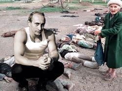 Путин: в двух шагах от Каддафи