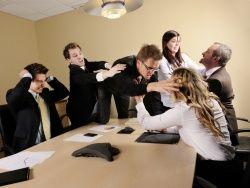 Конфликты на работе: как правильно ссориться