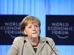 Экономический форум в Давосе откроет Ангела Меркель