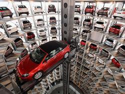 Volkswagen Golf – самая продаваемая модель в Европе