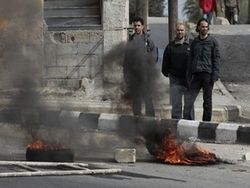 Обстрел посольства Турции в Багдаде