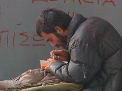 В Греции появился новый тип бездомных