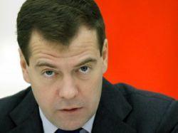 Очередная загадка президента Медведева