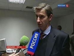 Суд Вильнюса оправдал оппозиционера Палецкиса
