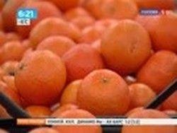 В апельсиновом соке нашли опасные химикаты
