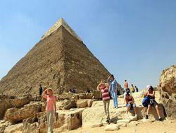 Египет: требуются стойкие туристы