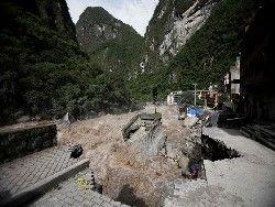 Перу уходит под воду