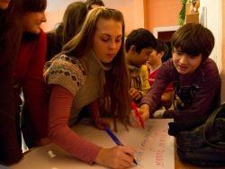 Правозащитники критикуют ситуацию с беженцами в Украине