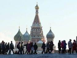 Москва быстро становится туристической столицей