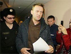 Навальный готов к тому, что власть может пролить кровь