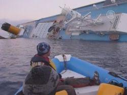 """Спасательным работам на """"Конкордии"""" угрожает шторм"""