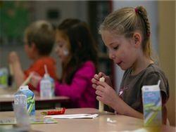 Плохое школьное питание не виновато в детском ожирении
