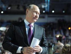 Путин провел встречу с президентом ФИФА и главой УЕФА