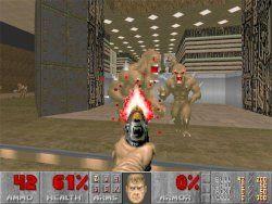 Первый DOOM появился в сети Xbox Live