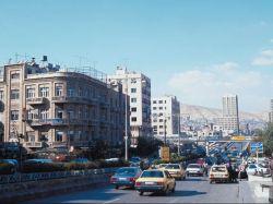 """Дамаск, """"преданная столица"""" охваченной огнем Сирии"""