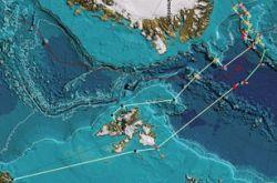 На Северном полюсе нефти нет?