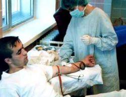В России сложилась критическая ситуация с обеспечением донорской кровью