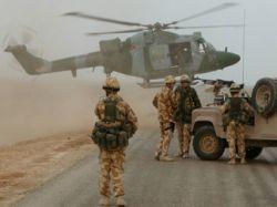 Вертолеты США нанесли удар по спящим багдадцам