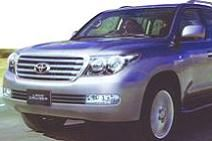 Новинка - Toyota Land Cruiser 200