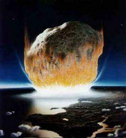 Ученые предложили новую теорию обрушения астероидов на Землю
