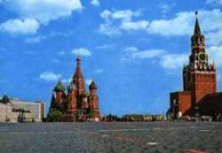 В сентябре вход на Красную площадь будет закрыт
