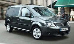 Volkswagen привезет 7-местный Caddy во Франкфурт