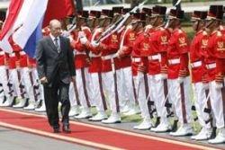 Россия готова продавать Индонезии оружие и предоставит для этого кредит