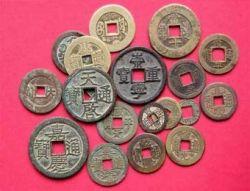 Китайский крестьянин откопал 1,5 тонны древних монет