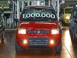 Fiat выпустил миллионную Panda
