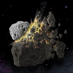 В гибели динозавров виноваты астероиды
